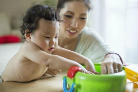 Những cách đơn giản giúp con bạn thông minh hơn