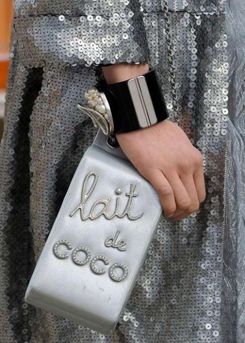 Những chiếc túi xách trên cả sáng tạo của Chanel