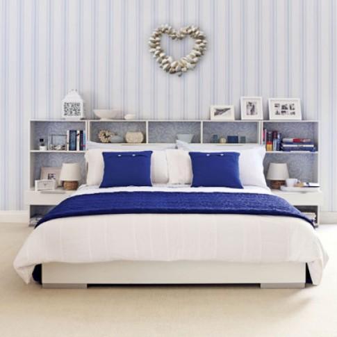 Những gam màu thêm sức sống cho phòng ngủ