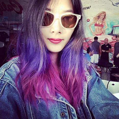 Những kiểu tóc chất lừ của mỹ nhân Việt tuần qua