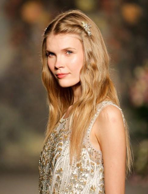 Những kiểu tóc cô dâu đơn giản, sang trọng nhất