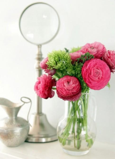 Những lọ hoa đẹp giá rẻ cho ngày đầu năm