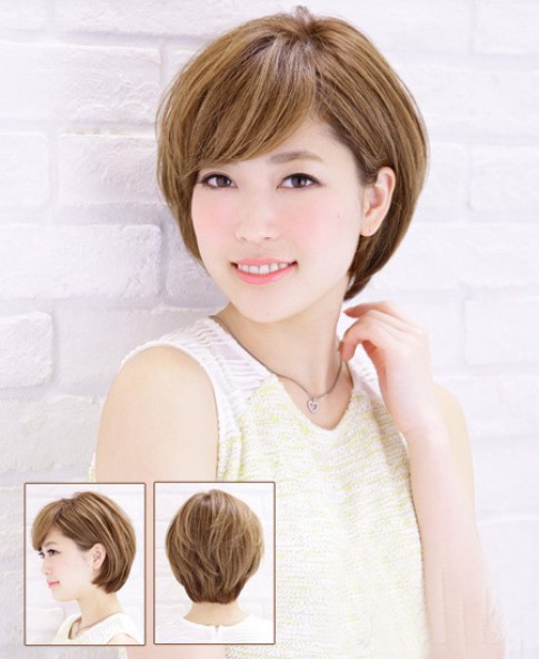 Những mẫu tóc xoăn ngắn làm ấm mùa đông