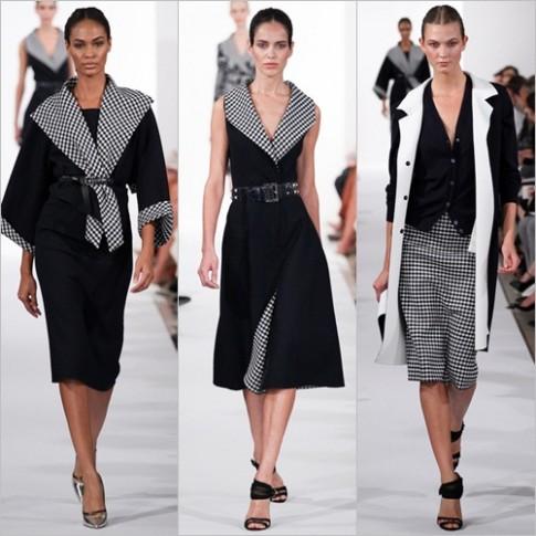 Những mẫu váy dễ mặc của Oscar De La Renta