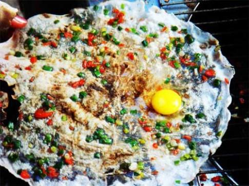 Những món ăn vặt Việt độc đáo