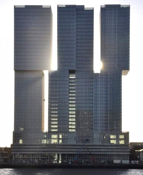 Những tòa nhà có kiến trúc tuyệt đẹp
