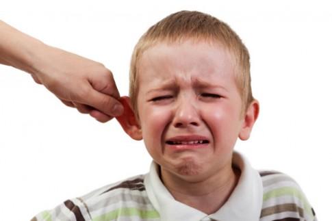 'Nổi giận' hiệu quả với trẻ hư