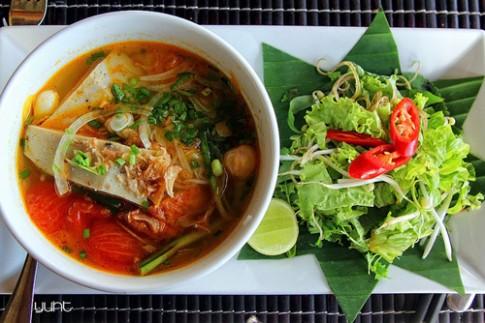 Nồng nàn ẩm thực Bình Định