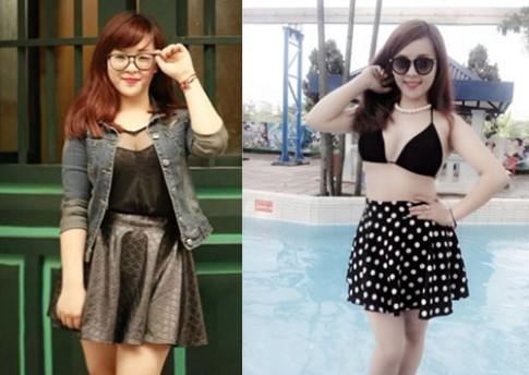 Nữ sinh Việt giảm 8kg trong một tháng nhờ ăn cháo yến mạch