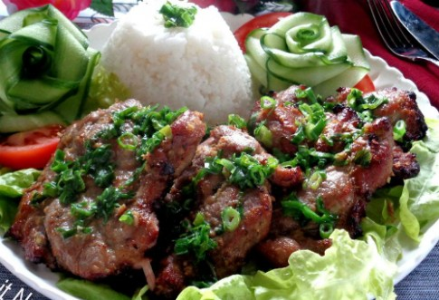 Nướng thịt đúng điệu cho ngày nghỉ lễ