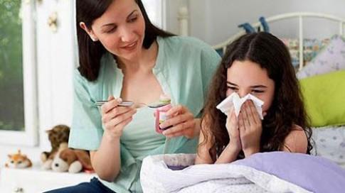 """Phòng bị """"chuẩn"""" bé không bao giờ ốm"""