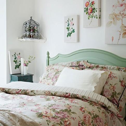 Phòng ngủ đậm nét cổ điển