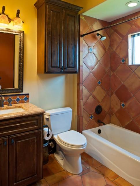 Phòng tắm sạch 'kỳ diệu' nhờ chanh tươi