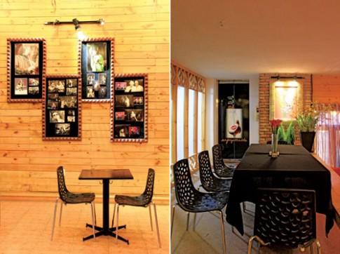 Phòng trà lãng mạn của ca sĩ Cẩm Vân