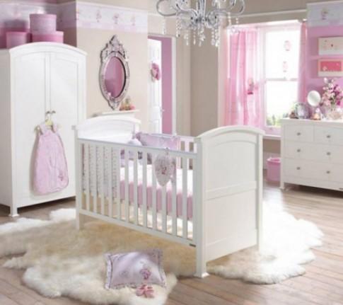 Phòng xinh cho bé theo độ tuổi