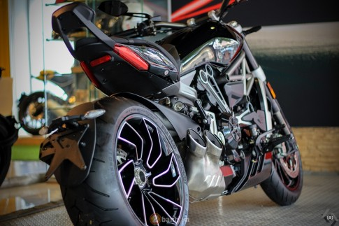 """Quái thú Ducati XDiavel 2016 bản """"S"""" đầu tiên tại Sài Gòn"""