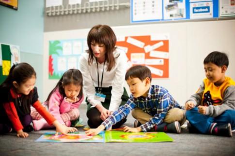 Quan điểm sai lầm của mẹ khi dạy trẻ học tiếng Anh