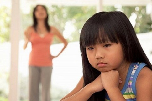 Sai lầm nghiêm trọng khi dạy con