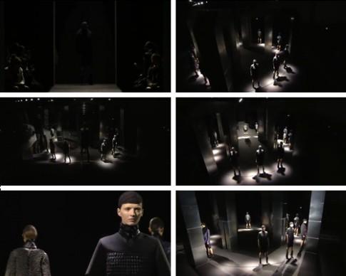 Sàn catwalk xoay độc đáo của Alexander Wang