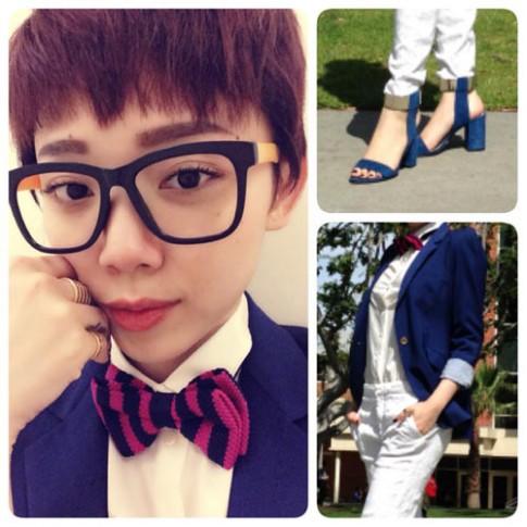Sao Việt săn lùng giày Zara hot nhất mùa hè
