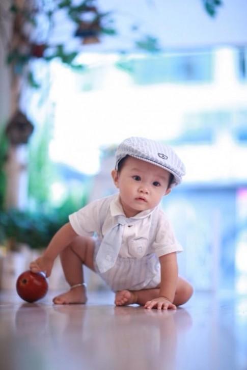 Siêu mẫu nhí: Bé Jin Soo ngọt ngào như kẹo