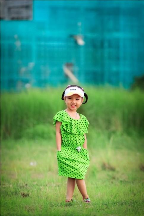 Siêu mẫu nhí: Cô gái Trung Hoa Quỳnh Sún