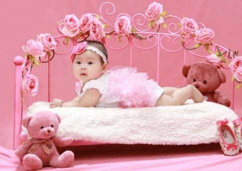 Siêu mẫu nhí: Công chúa màu hồng Huyền Bích