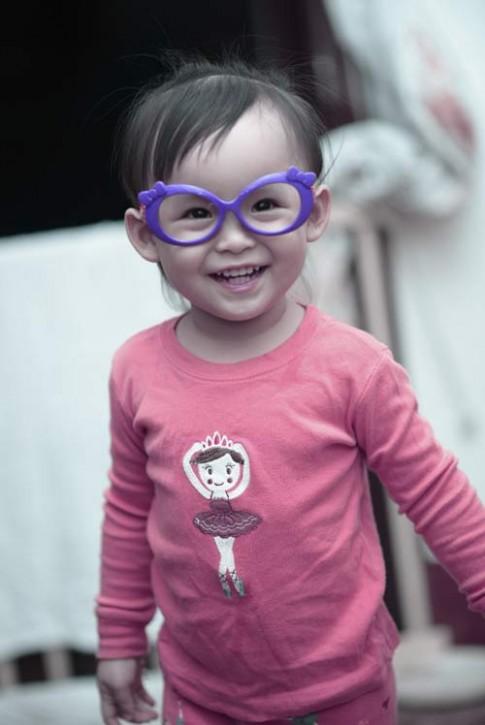 Siêu mẫu nhí: Minh Châu viên ngọc đáng yêu