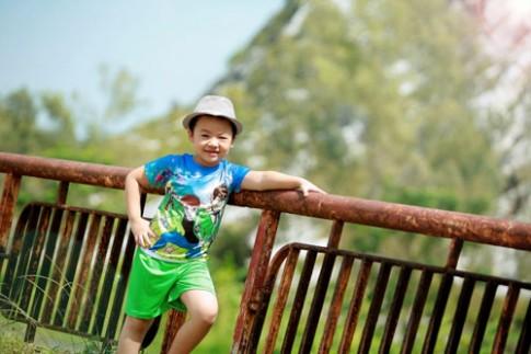 Siêu mẫu nhí: Minh Vũ Chàng trai Tháng 9!