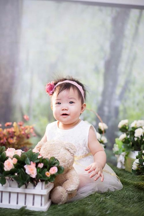 Siêu mẫu nhí: Mộng mơ nàng công chúa Su