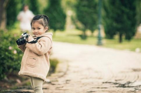 Siêu mẫu nhí: Nàng nhiếp ảnh gia Mỏ Chu