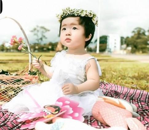 Siêu mẫu nhí: Ngọt ngào như cô bé Hải Uyên