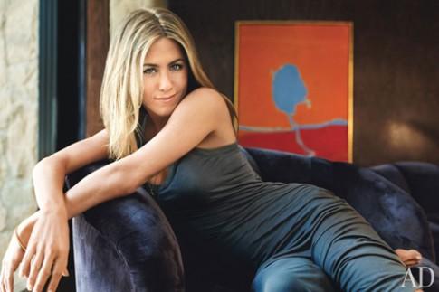Soi biệt thự đắt giá của Jennifer Aniston