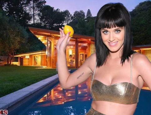 Soi kỹ song biệt thự 240 tỷ của Katy Perry