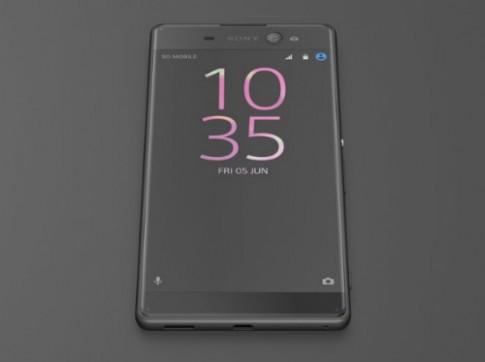 Sony ra smartphone khổng lồ, camera trước 16 megapixel