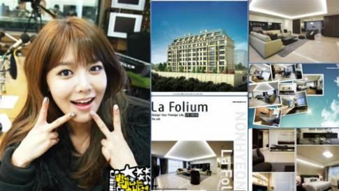 Soo Young (SNSD) làm hàng xóm Lee Min Ho