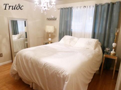 Sửa phòng ngủ 18m2 giá rẻ trong 4 ngày