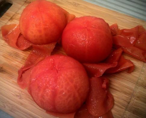 Súp chuối cà chua, bé xúc không ngừng