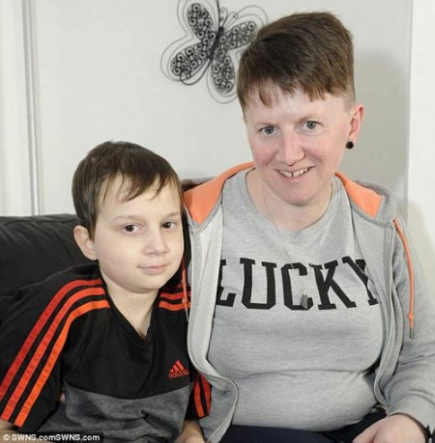 Tâm sự của cậu bé 11 tuổi xin được chết