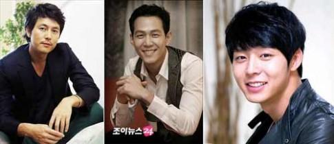 Tăm tia nhà mới của trai đẹp Park Yoo-chun