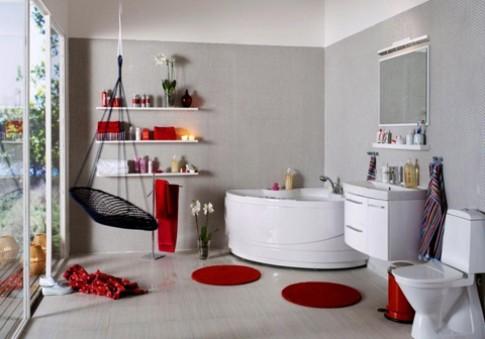 Tạo không gian spa tại nhà