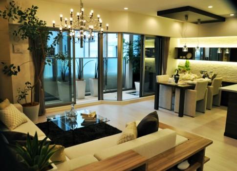 Tạo nắng ấm cho căn hộ chung cư nhờ ánh sáng nội thất