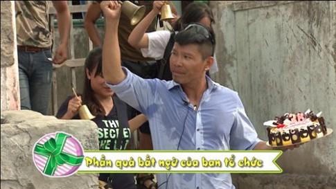 """Tập 15 Bố ơi: Minh Khang Thuý Hạnh """"khoá môi"""" trên truyền hình"""