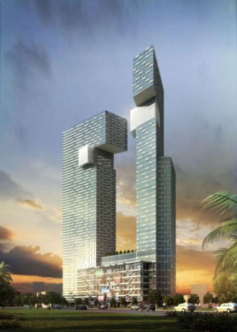 The One Hochiminh city, kiến trúc phức hợp đẹp nhất châu Á