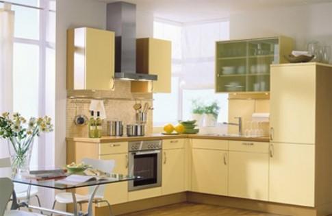 Thiết kế nhà bếp để hợp phong thủy