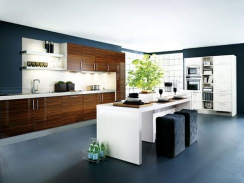 Thiết kế nhà bếp theo phong cách tối giản