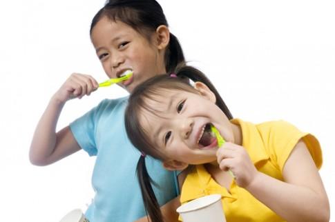 Thói quen tốt cần hình thành sớm cho trẻ