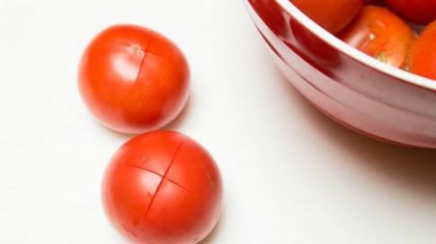 Thử làm cà chua ngâm muối