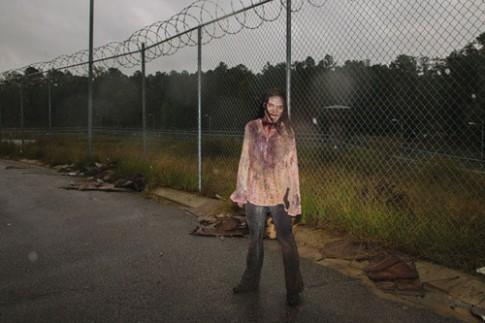 Thủ thuật hoá trang thành zombie trong phim Mỹ