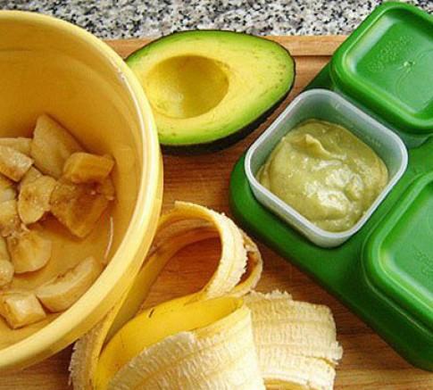 Thực phẩm cho trẻ tăng cân nhanh